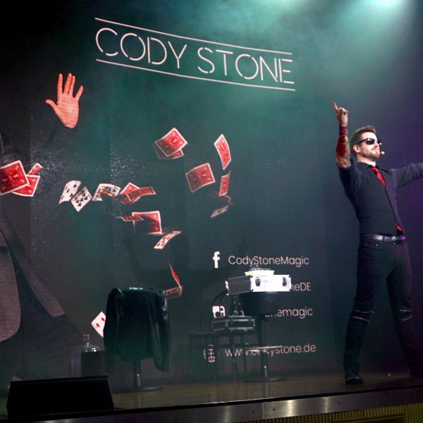 Cody Stone Gadget Magic