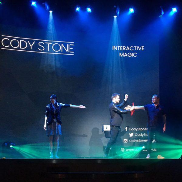 Cody Stone Stand up Magic