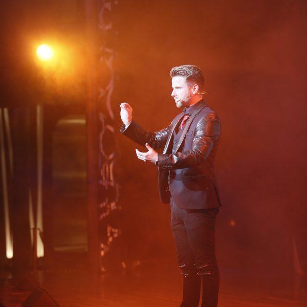 Cody Stone Bühnenshow