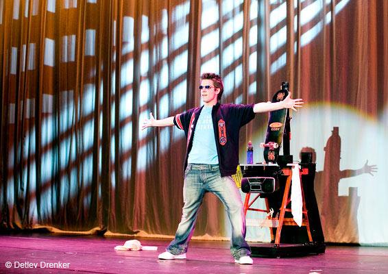 Cody Stone Bühnenmagier