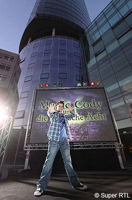 Cody Stone Disney Magier