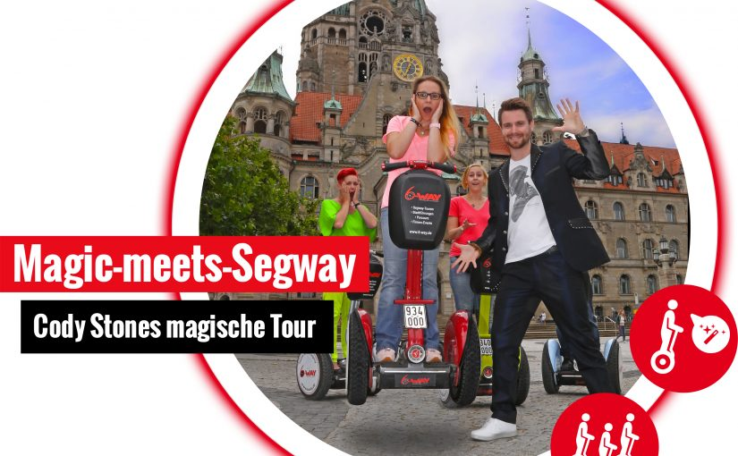 Magic Meets Segway