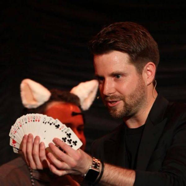 Cody Stone Karten Zaubertrick