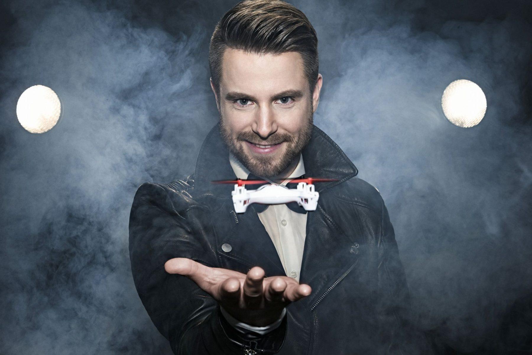 Zauberer Cody Stone