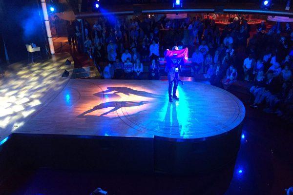 Zaubershow Aida von Cody Stone