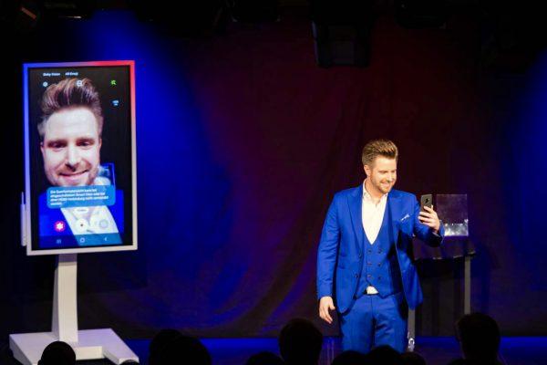 Cody Stone - Hannover - Bühnenshow